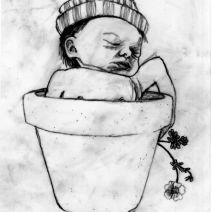 small drawings/små teckningar  14x12 cm  © 2015(2009) k.kennedy