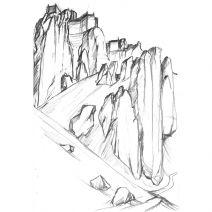 Teckningar från Himalaya