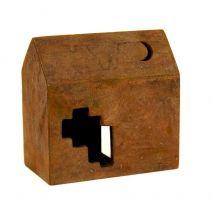 Thina segerstrom hus,  brons